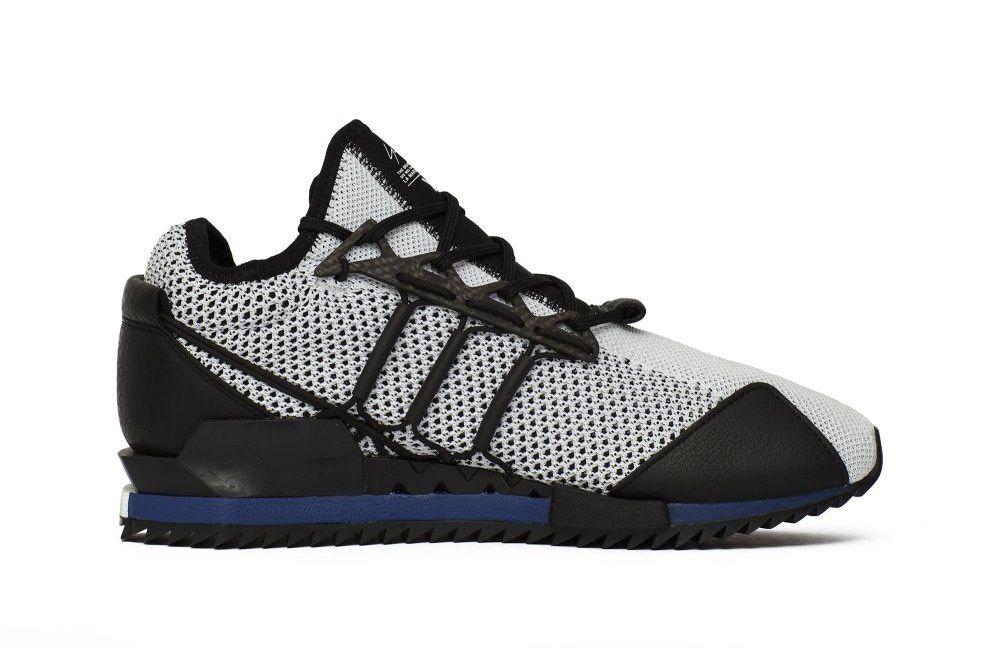 Adidas Y3 Harigane White Black Mystery Ink 2 Sneaker Freaker