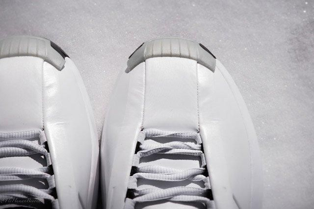 Adidas Crazy 1 White Toebox