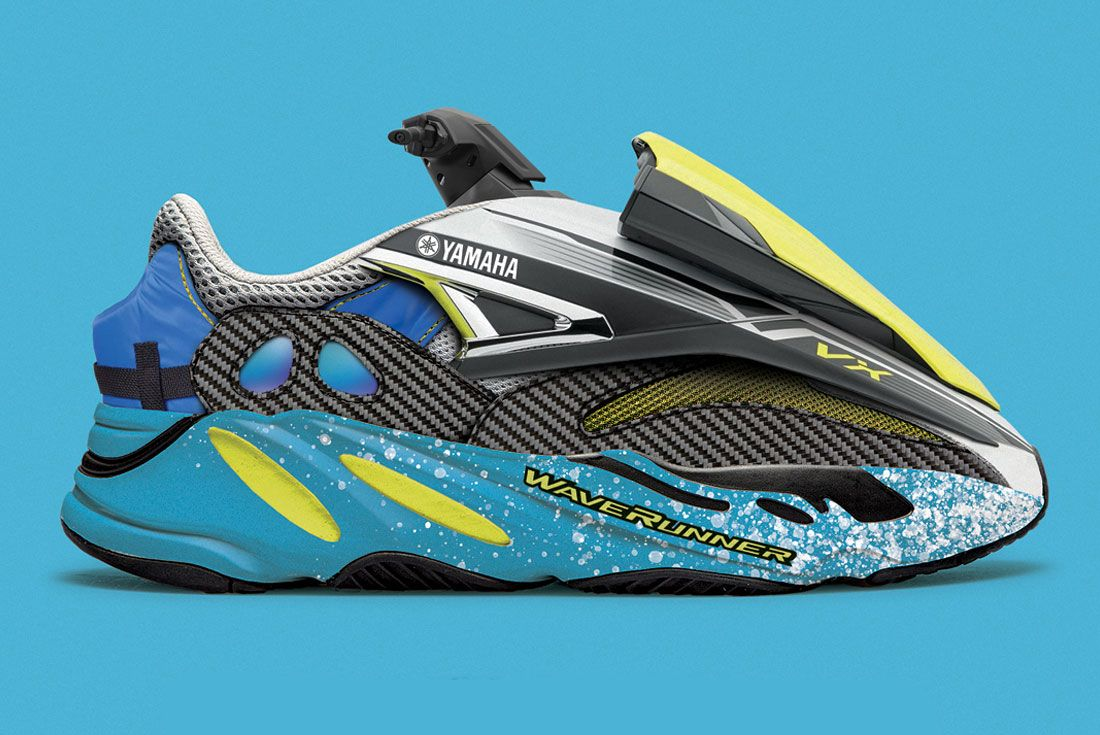 Yeezy BOOST 700 Wave Runner James Garreston