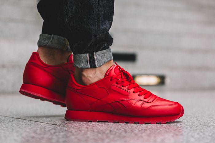 Reebok Classic Leather Solids Italy Pack5