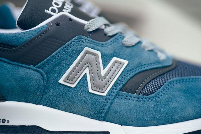 New Balance 997 Made In Usa Ice Blue 5