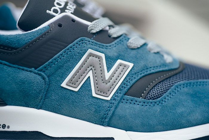 New Balance 997 Made In Usa Ice Blue 5