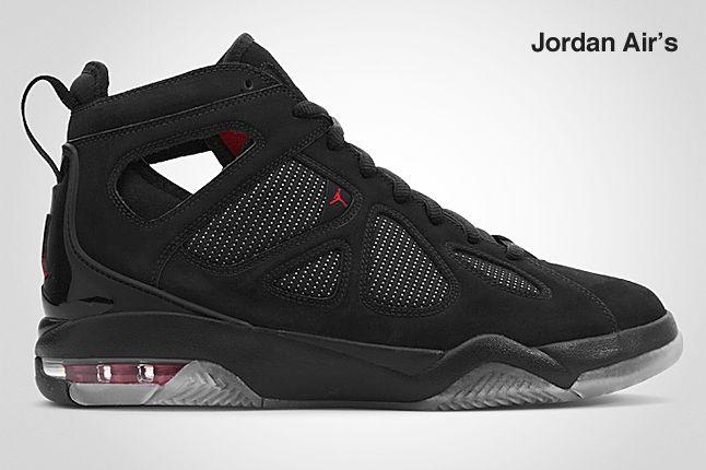 Jordan Airs Black Red 1