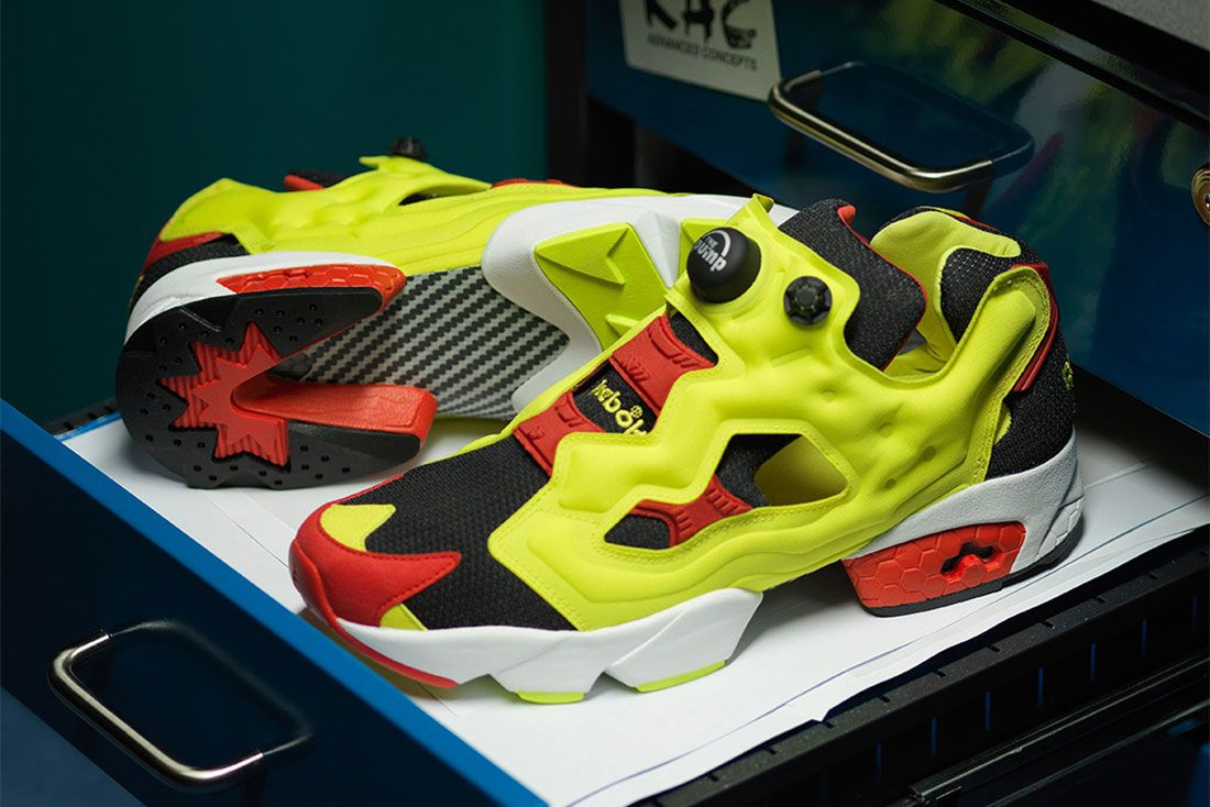 Reebok Instapump Fury Og Return