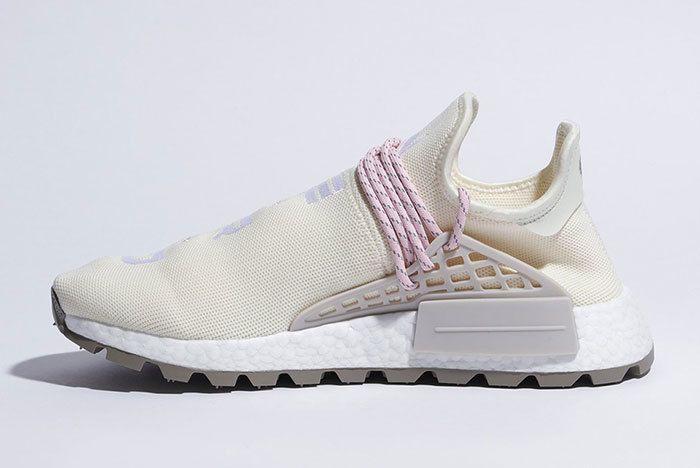 Adidas Nmd Hu Pharrell Nerd White 4