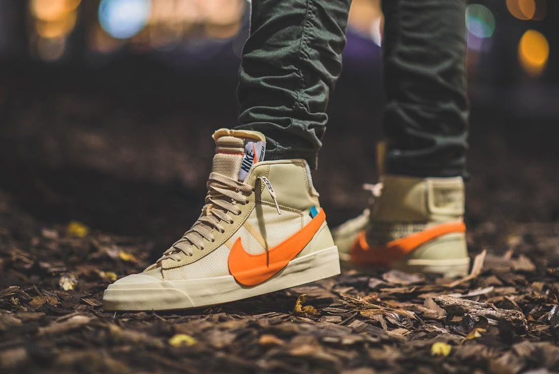 condón apaciguar ironía  Here's How People Are Styling the Off-White x Nike 'Spooky' Pack - Sneaker  Freaker
