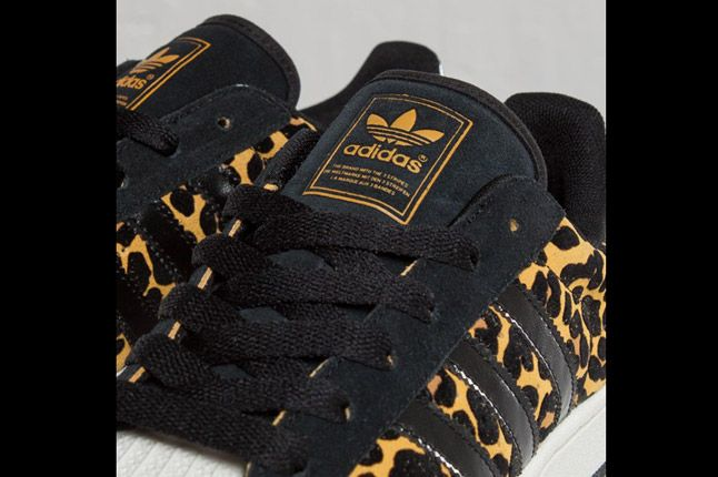 Adidas Originals Superstar 2 Leopard Animal Pack Tongue 1