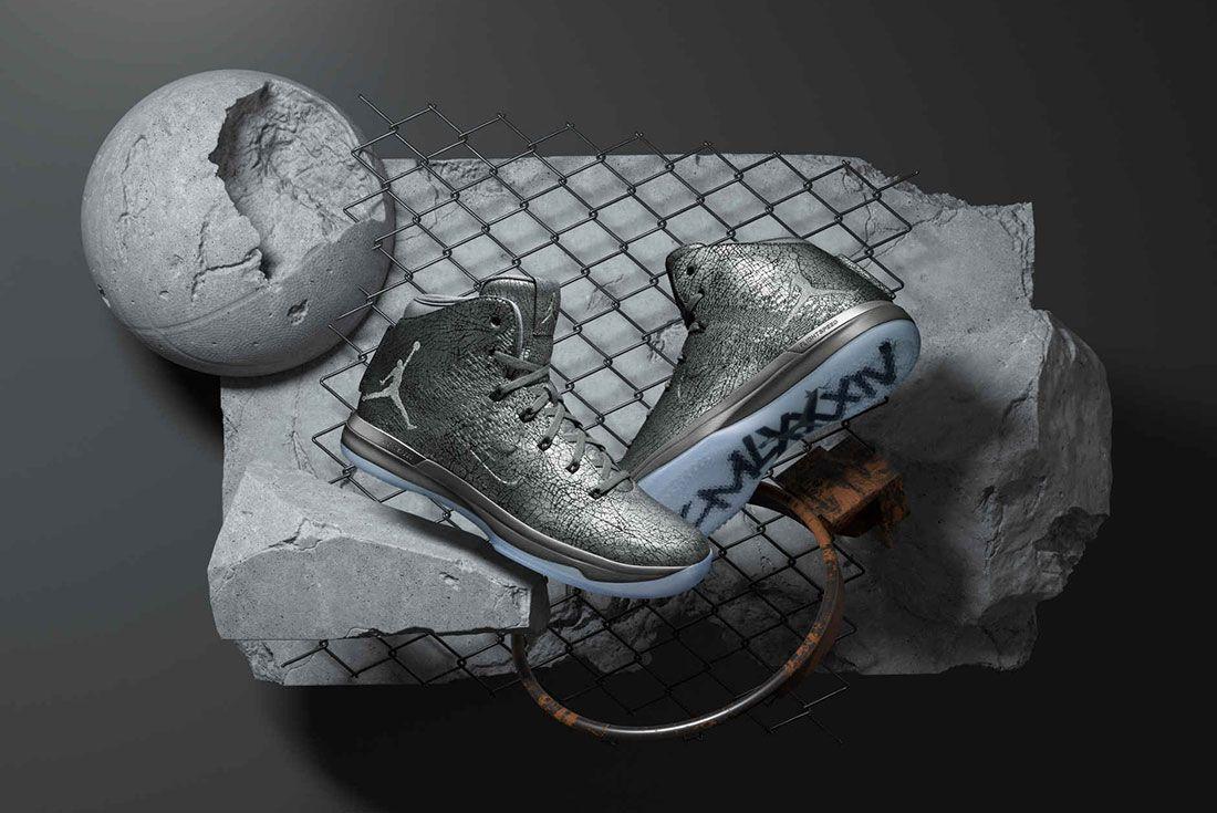 Air Jordan Xxxi 10