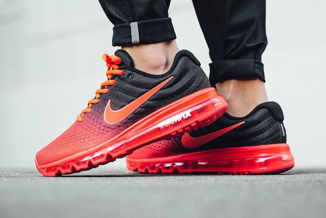 Nike Air Max 2017 Bright Crimson