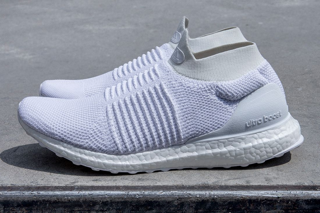 Running Track To Runway A Look At The Laceless Ultra Boost15