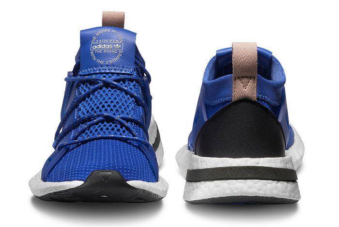 Adidas Arkyn Hi Res Blue 5