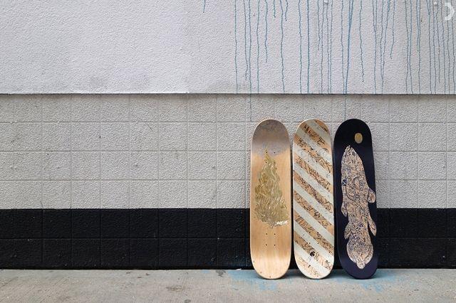 Skateboard Deck Chair 9