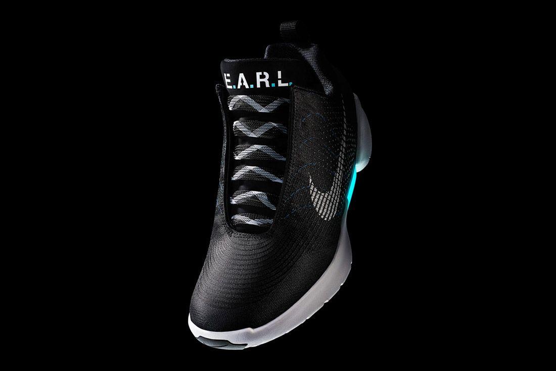 Nike Hyperadapt 1 0 Black 1