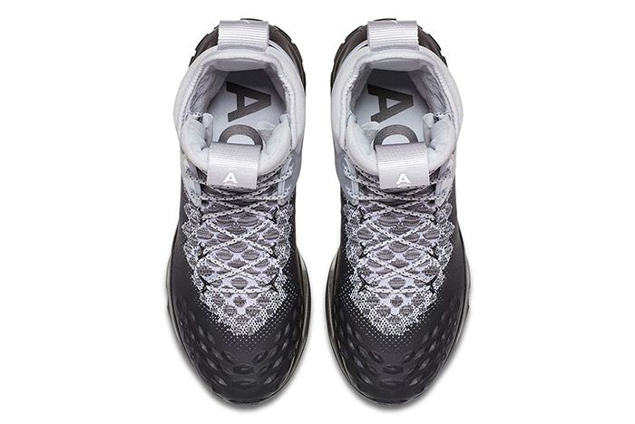 Nike Acg Zoom Tallac Flyknit White Grey 1