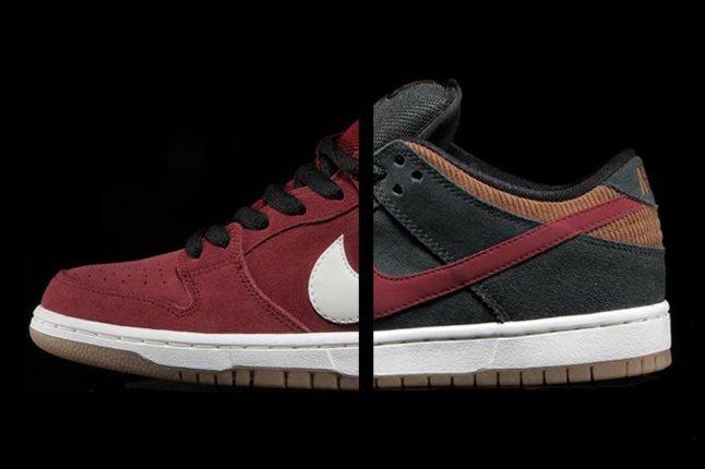 Nike Sb Dunk Low Pro Corduroy Pack Thumb