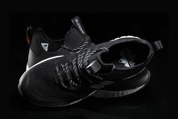 New Balance Trailbuster Fresh Foam Black 3