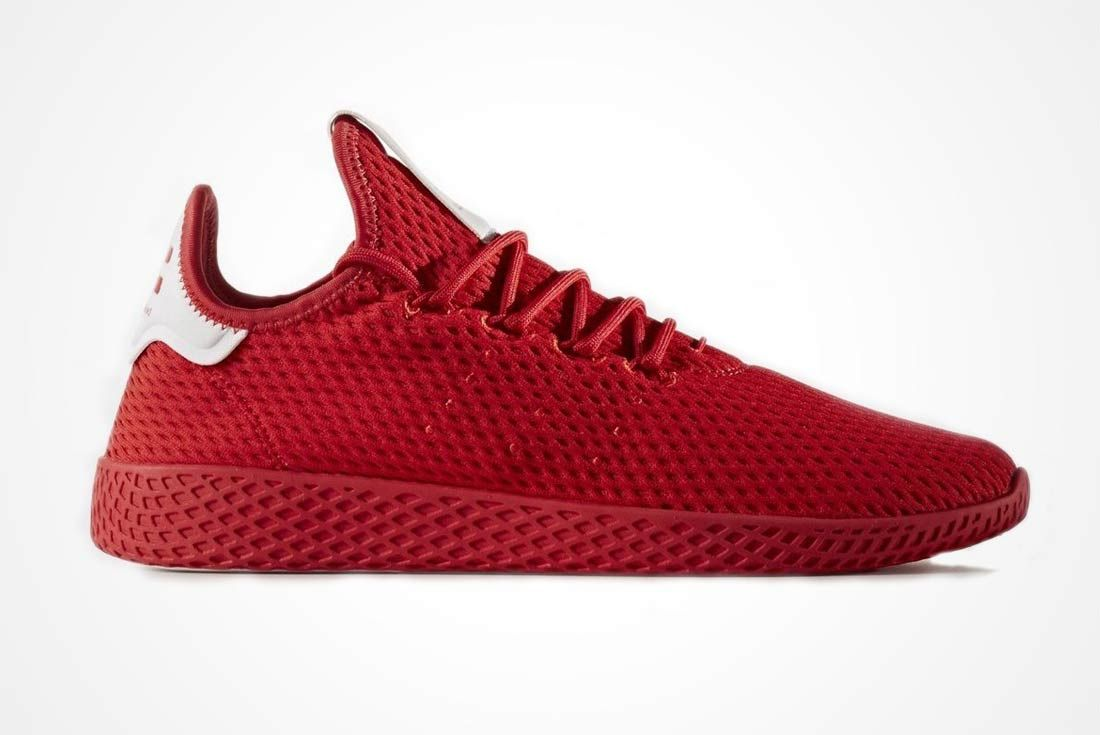 Pharrell X Adidas Tennis Hu Pack 1