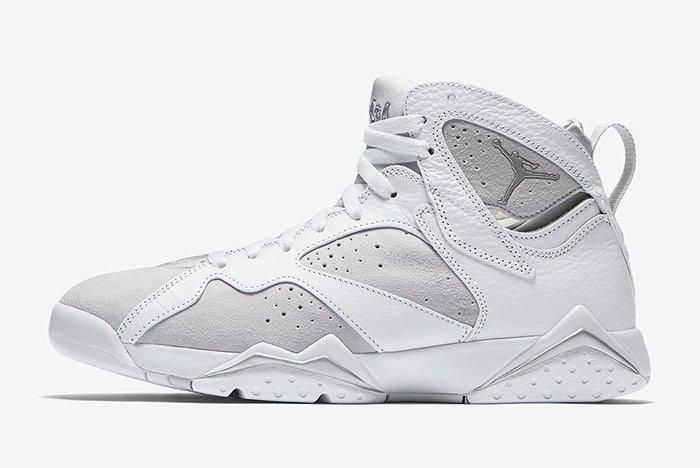 Air Jordan 7 Pure Platinum2