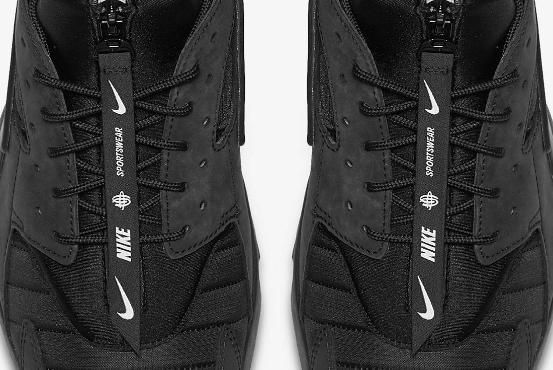 2 Huarache Zip Sneaker Freaker