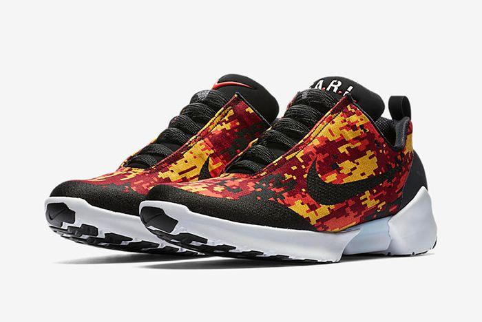 Nike Hyperadapt Team Red Sneaker Freaker 4