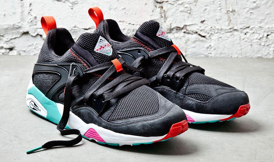 Sneaker Freaker Blaze Of Glory Sneaker
