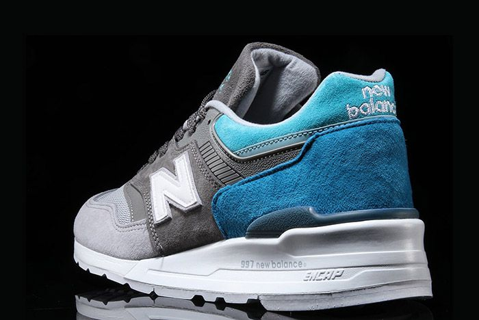 New Balance 997 Grey Blue Spectrum 3