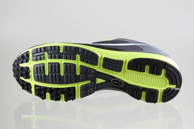 Nike Lunar Spider Lt 3 Black Volt