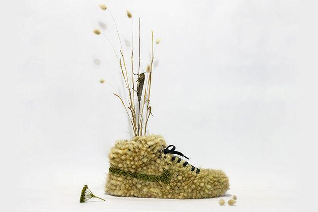 Nike Flower Sneakers 4