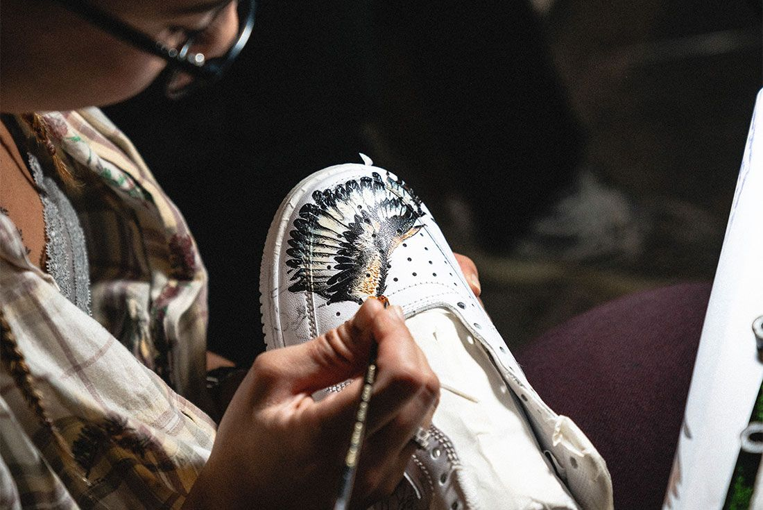 Sneakerness Milan Sneaker Freaker Vendor Tables25