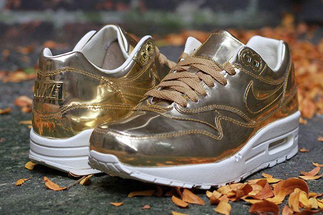 Nike Air Max 1 Wmns Sp Liquid Metal 1