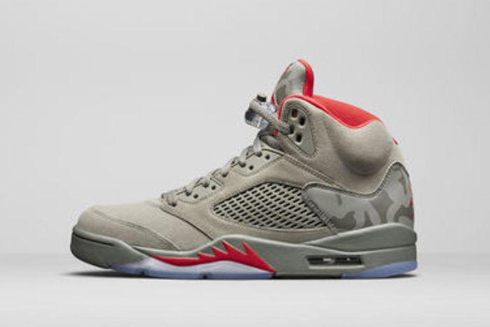 Jordan Brand Officially Reveal Five New Air Jordan 5S5