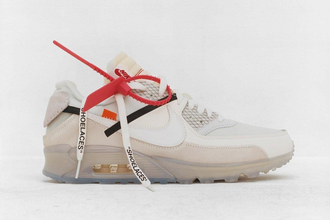 Material Matters Off White Virgil Abloh Nike Ten 10