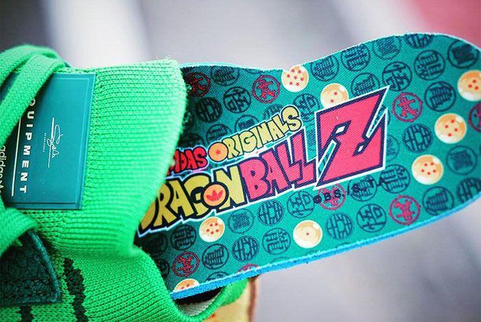 Dragon Ball Z Adidas Eqt Support Adv Shenron First Look 6