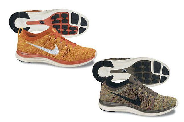 Nike Lunar Flyknit 1 Multi Color Pack Orange 1
