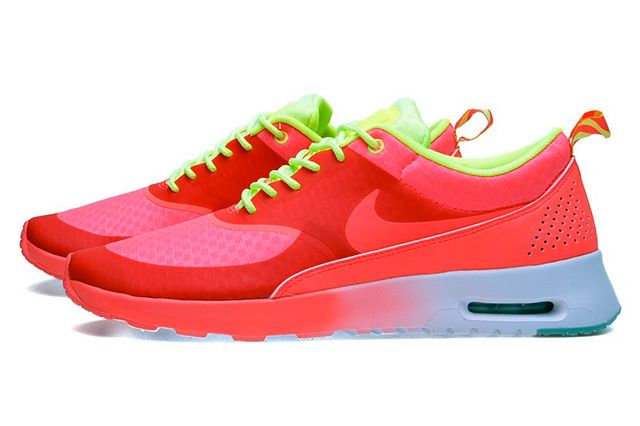 Nike Air Max Thea Woven Qs Pack Atmoic Red 1