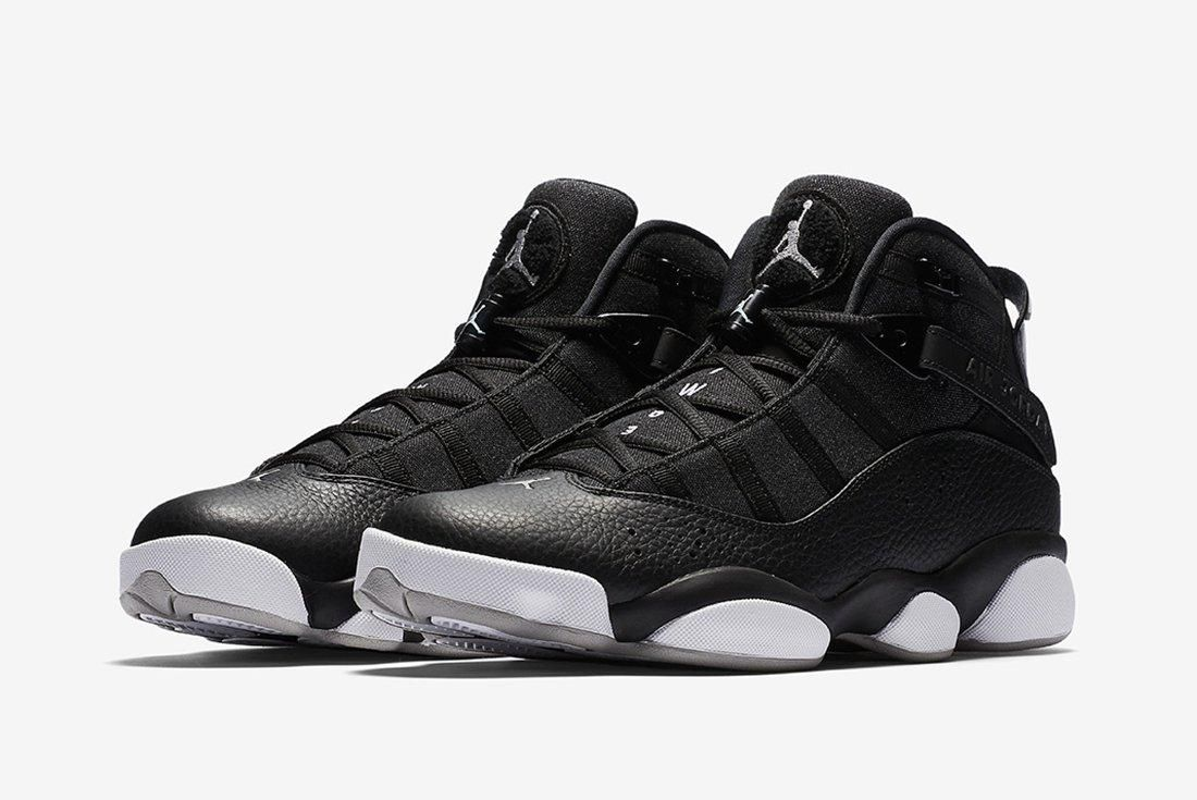 The Jordan Six Rings Returns For 201723