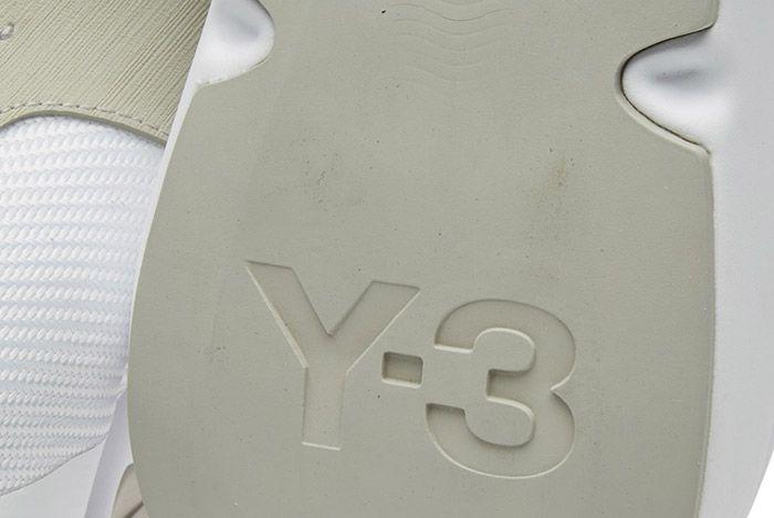 Adidas Y 3 Future Low White 3