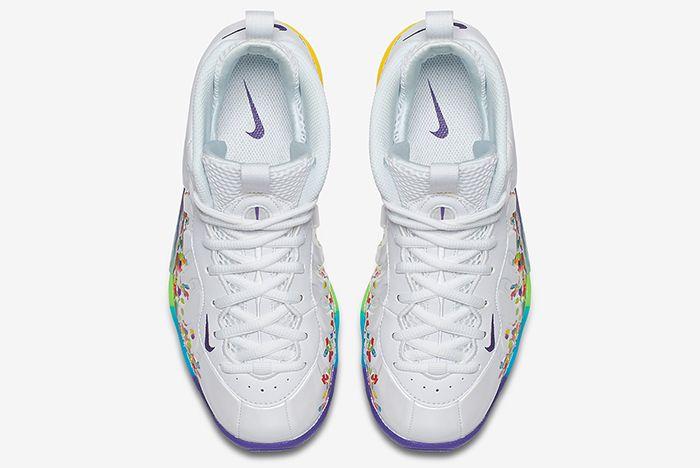 Nike Little Posite Pro Fruity Pebbles4