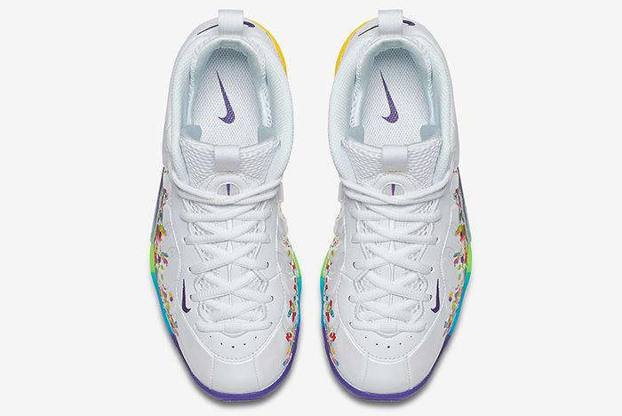 Nike Little Posite Pro Fruity Pebbles4