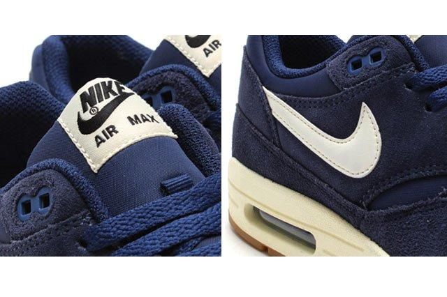 Air Max 1 Essential Nvy Detail