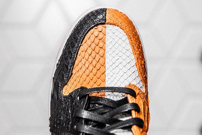 Shoe Surgeon Air Jordan 1 Sbb Toebox