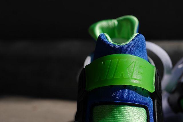 Nike Air Huarache Og Scream Green 2014 Retro 121
