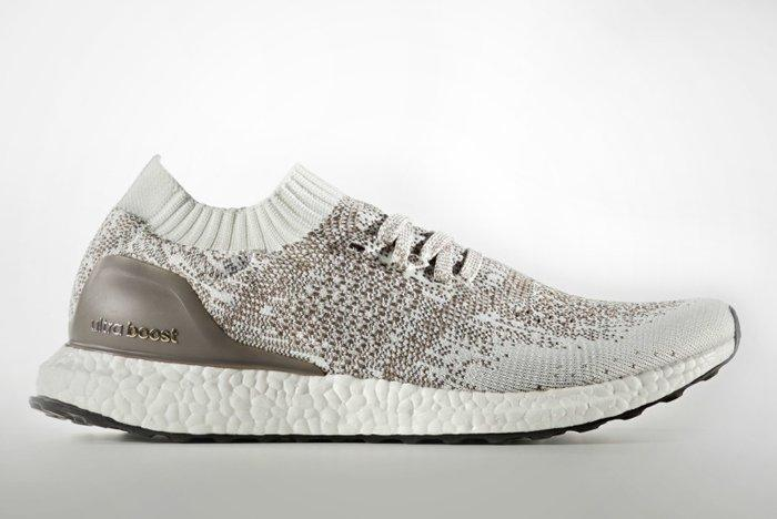 Adidas Ultra Boost Uncaged Vapour Grey 4