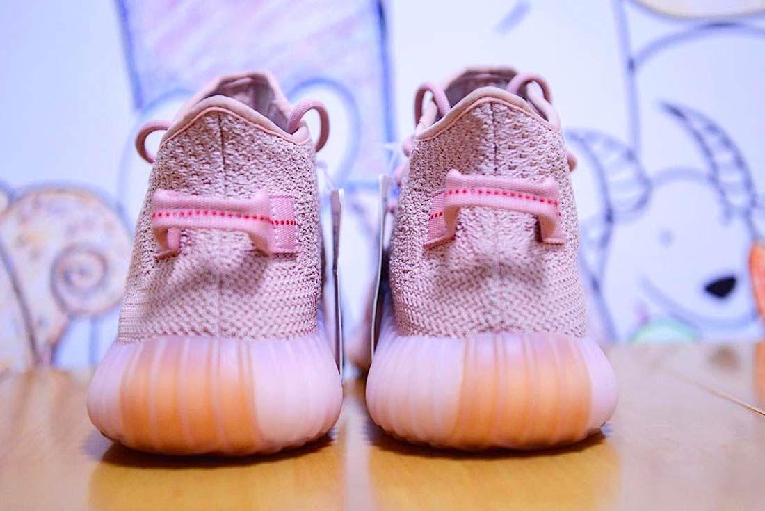 Adidas Yeezy Boost 650 V1 Pink 2