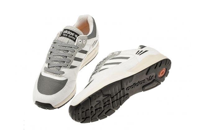 Adidas Tech Super Vapour Pack White 4