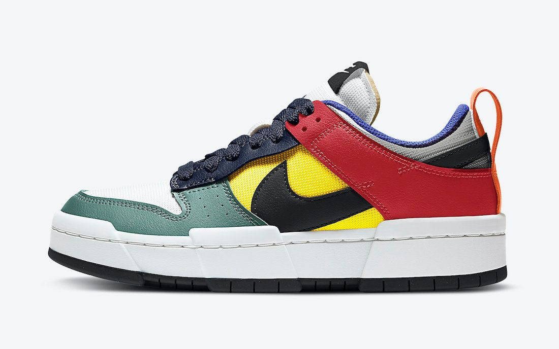"Nike Dunk Low Disrupt ""Multi-Color"""