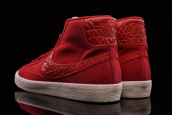 Nike Blazer Mid Gym Red 2