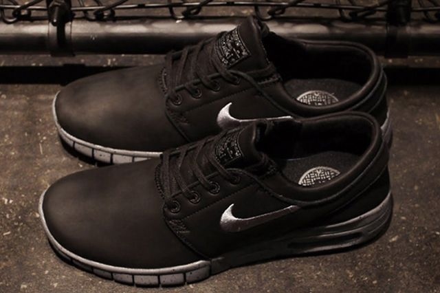 Nike Sb Stefan Janoski Max Leather Sewer 4