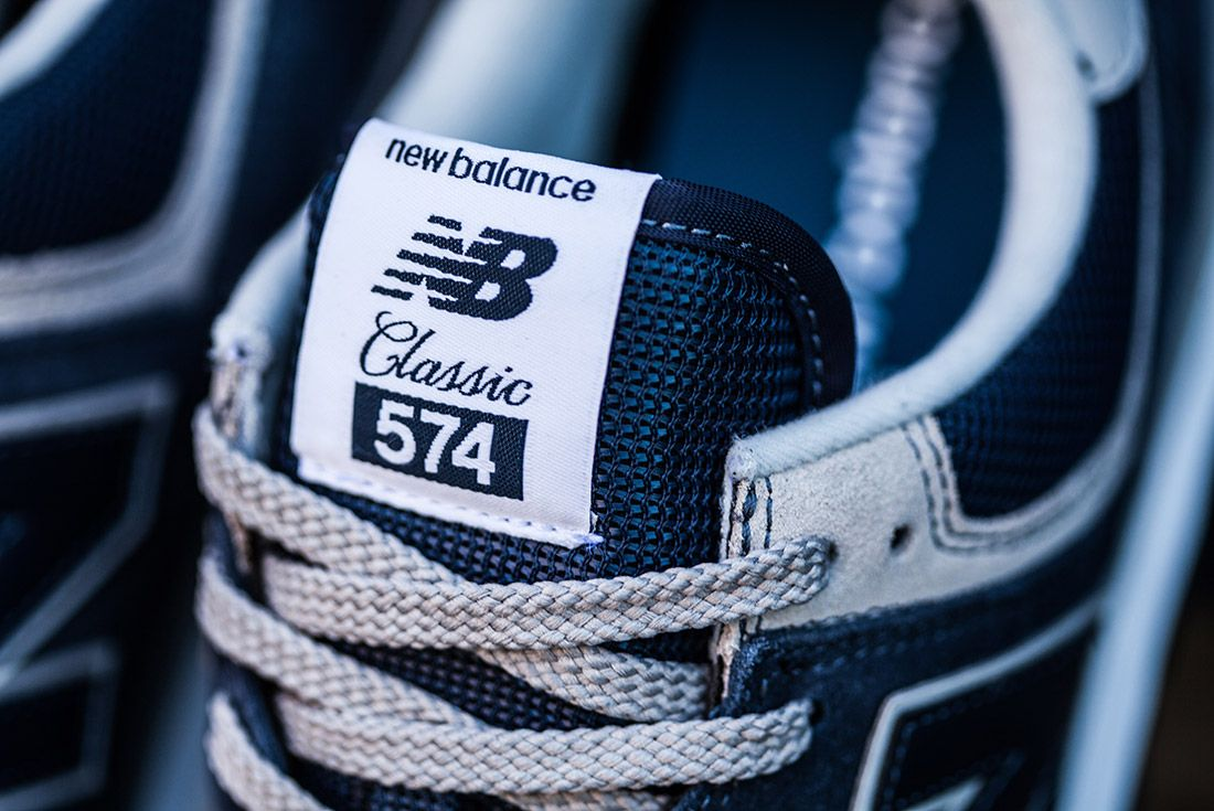 New Balance Classic 574 Evergreen Sneaker Freaker 2