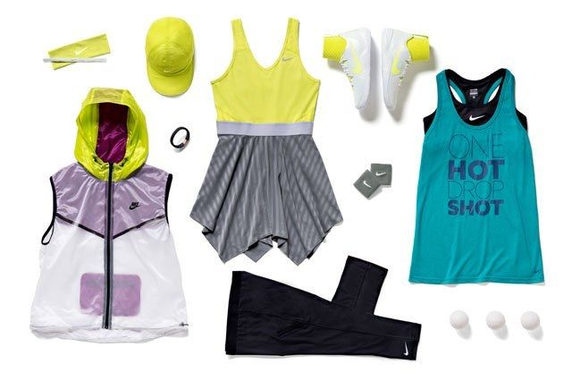 French Open Pack Feature Wmns Serena
